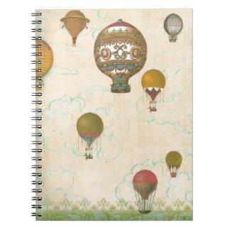 Balloon Ride Notebook