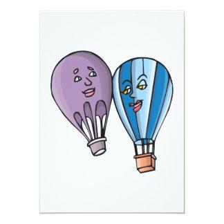 Balloon Romance Card