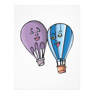 Balloon Romance Flyers
