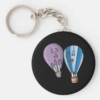 Balloon Romance Keychain