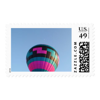 Balloon, shoot for the moon, XLTA Stamps