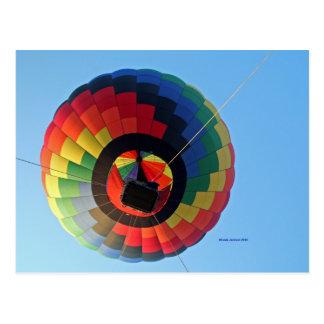 Balloon Swirl!!! Postcard