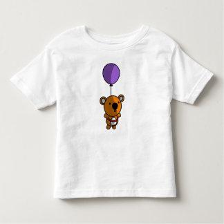Balloon Teddy Bear T Shirts