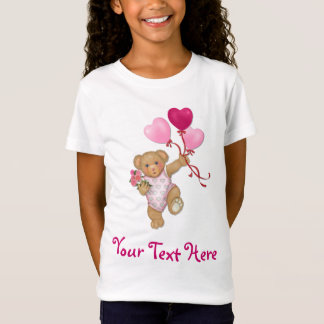 Balloon Teddy T-Shirt