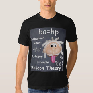 Balloon Theory of Stretch the Balloon Dude 2 T Shirt
