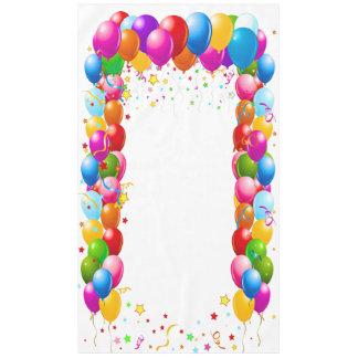 Balloon Vertical Banner, Photo Prop, Tablecloth 1
