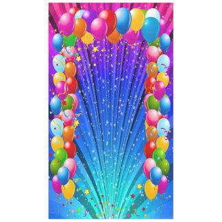 Balloon Vertical Banner, Photo Prop, Tablecloth 2
