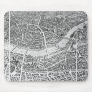 Balloon View of London, 1851 Mouse Pad