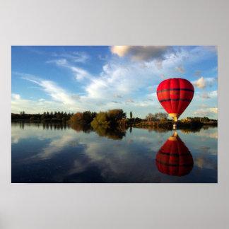 balloon view poster