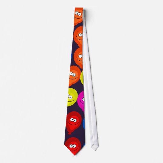 Balloon Wallpaper Tie