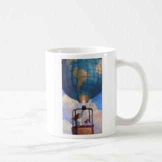 Balloon World mug