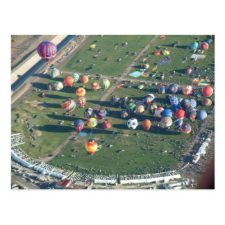 Balloonfiesta Post Cards