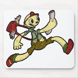 Balloonhead postman - mousepad