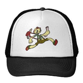 Balloonhead postman - trucker mesh hats