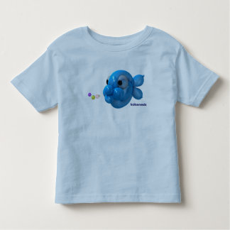 Balloonimals Bubbles the Fish! Toddler T-shirt