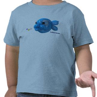 Balloonimals Bubbles the Fish! Tee Shirts