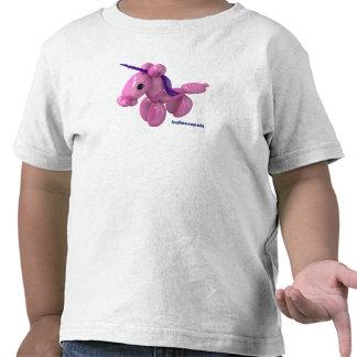Balloonimals Maggie The Unicorn! Tee Shirts
