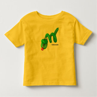 Balloonimals Squiggly the Snake! Toddler T-shirt
