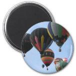 Ballooning 2011 refrigerator magnet
