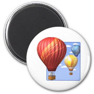Ballooning 2 2 inch round magnet