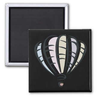 Ballooning 4 2 inch square magnet