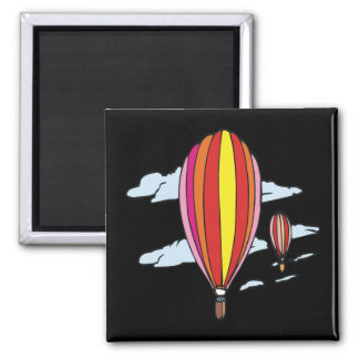 Ballooning 5 2 inch square magnet