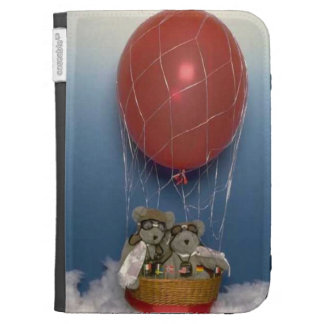 Ballooning bears kindle 3G cases