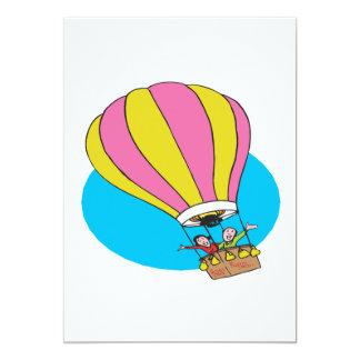Ballooning Couple Card