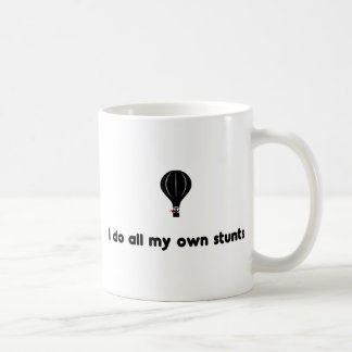 Ballooning Hero Coffee Mug