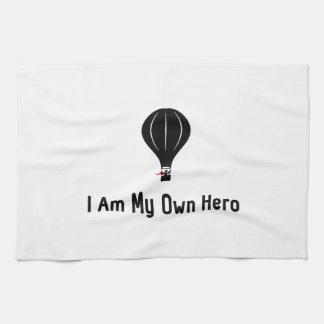 Ballooning Hero Kitchen Towel