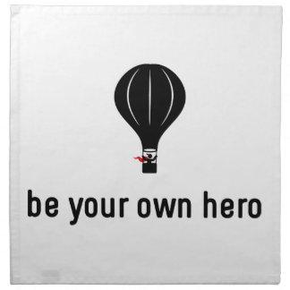 Ballooning Hero Napkin