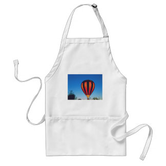 Ballooning in the outback adult apron