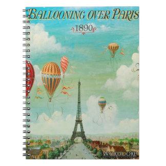 Ballooning Notebook