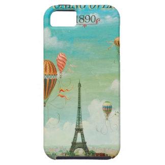 Ballooning Over Paris iPhone SE/5/5s Case