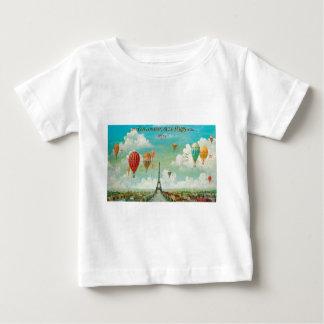 Ballooning Over Paris Tshirt