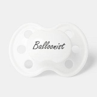 Balloonist Artistic Job Design BooginHead Pacifier