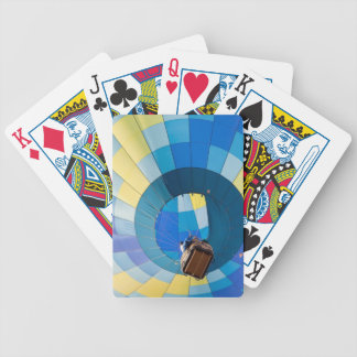 Balloonist Bicycle Playing Cards