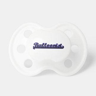 Balloonist Classic Job Design BooginHead Pacifier