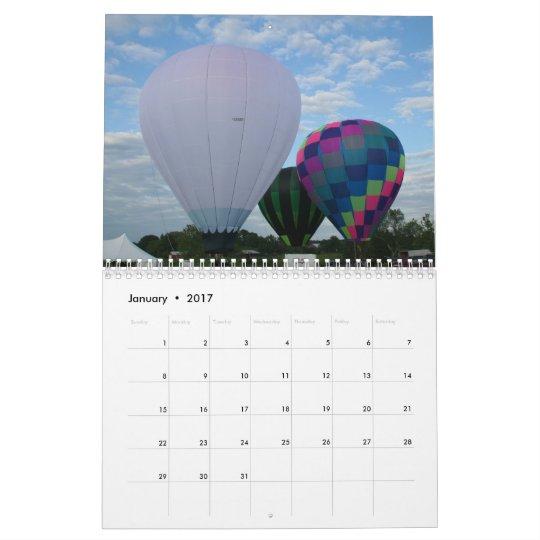 Balloons!  2013 Calendar