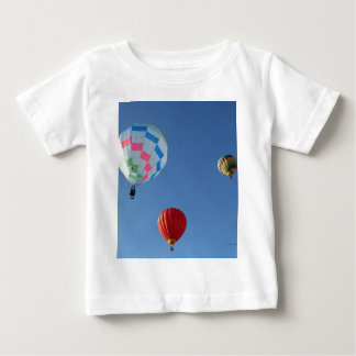 Balloons 3 baby T-Shirt