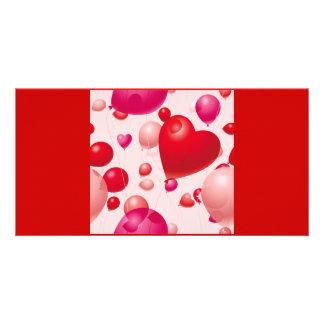 Balloons (4) card