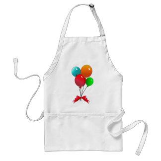 Balloons Adult Apron