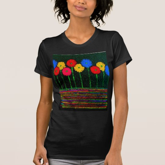Balloons and Flowers T-Shirt