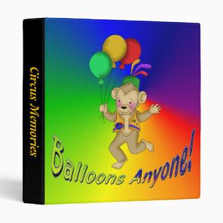Balloons Anyone Binder