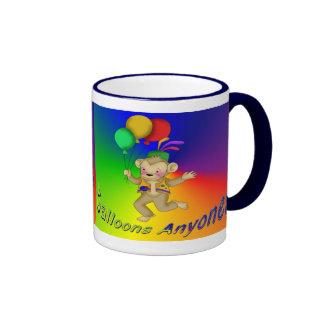 Balloons Anyone Coffee Mugs