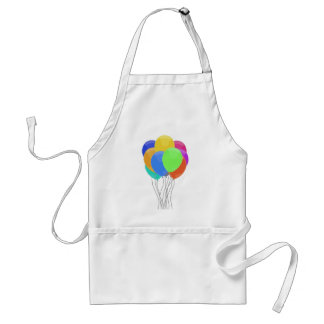 Balloons Adult Apron
