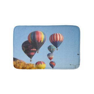 Balloons Arising Bath Mat