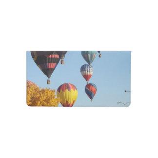 Balloons Arising Checkbook Cover