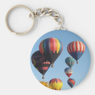 Balloons Arising Keychain