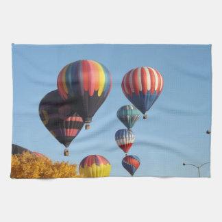 Balloons Arising Kitchen Towel